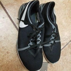 Nike training shoes. Lightly used